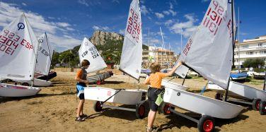 Caiac, Vela i Snorkeling
